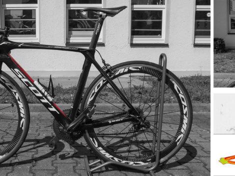 Gutachten Fahrrad